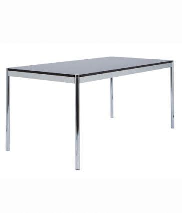 CORONA TABLE - 120x80 - Schwarz