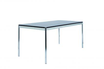 CORONA TABLE 160/80/74 SCHWARZ - Schwarz