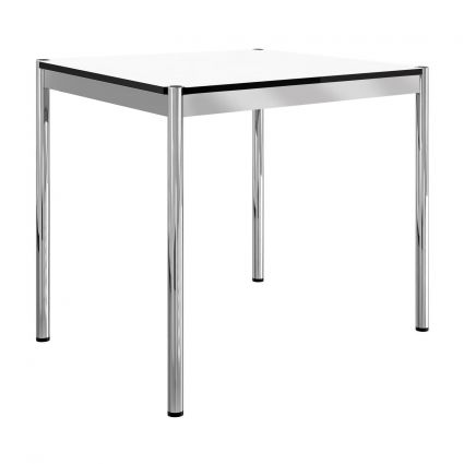 USM TABLE - 75x75 - Weiß