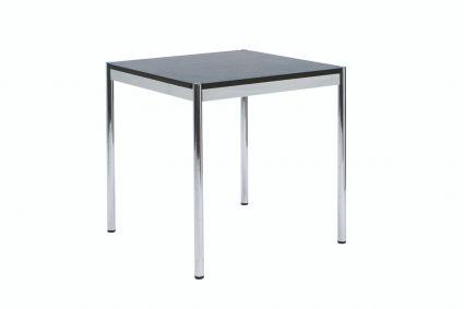 USM TABLE - 75x75 - Schwarz