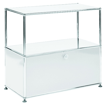 3d_rotation USM SIDEBOARD I WEISS   White