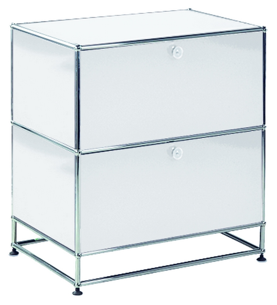 3d_rotation USM SIDEBOARD II WEISS   White
